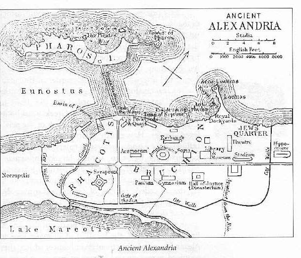 Ancient Alexandria - Jewish Social Values