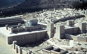 Antonia Fortress and Temple - Jewish Social Life