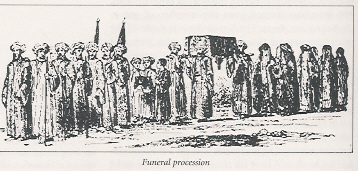Funeral Procession - Jewish Social Values