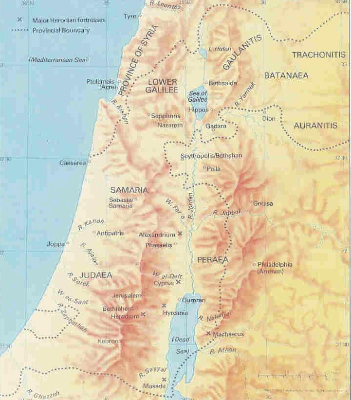 Judaea and Peraea - Jewish Social Values