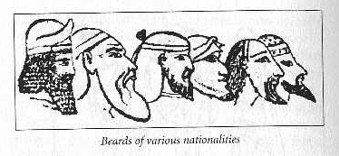 Men's Beards - Jewish Social Values
