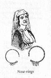 Women's Nose Rings - Jewish Social Values